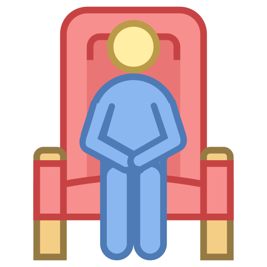 Occupied Theatre Seat icon