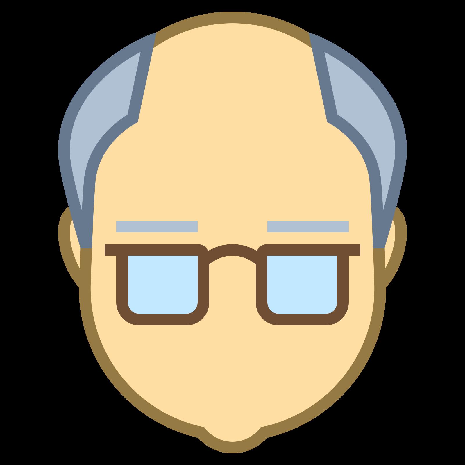 Stary człowiek Skóra typ 3 icon