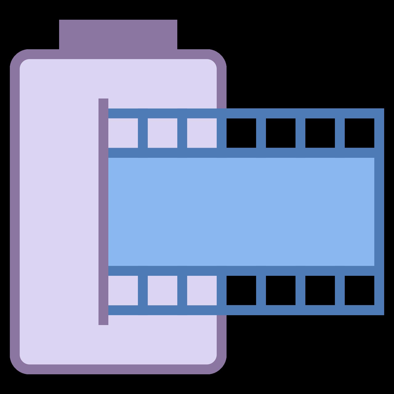 Rolka z aparatu icon