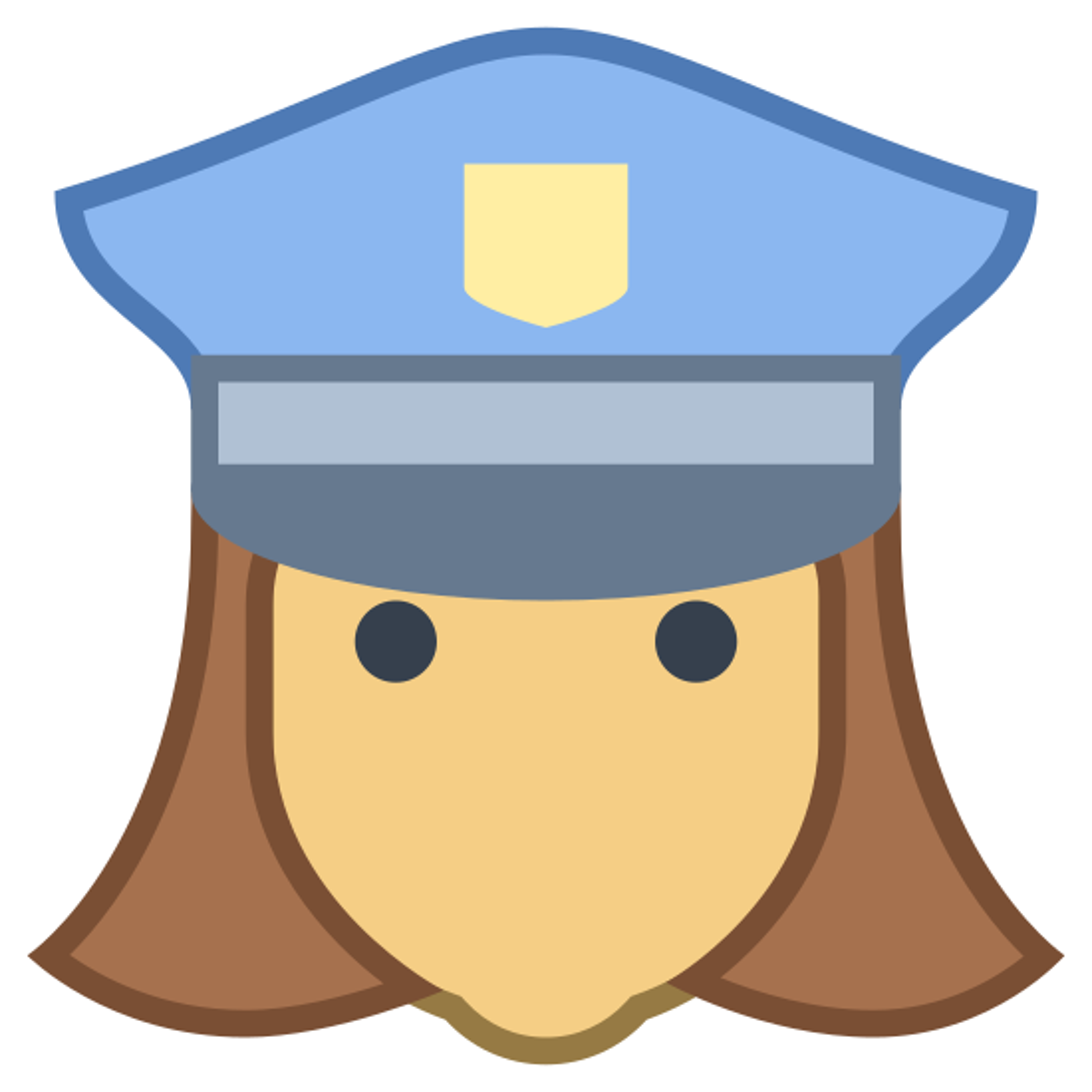 Policjant Kobieta icon