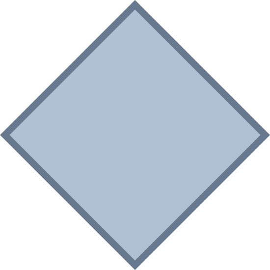 ひし形 icon. The rhombus is the typical shape of most modern baseball fields. It is a square, an object with four lines and four points connected together, but laying on a point instead of one of it's sides.