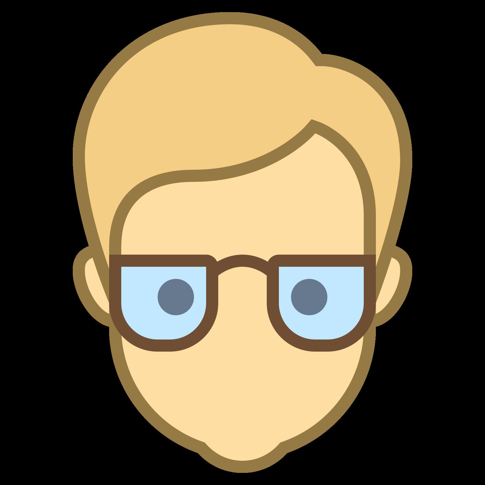 School Director Male Skin Type 3 icon