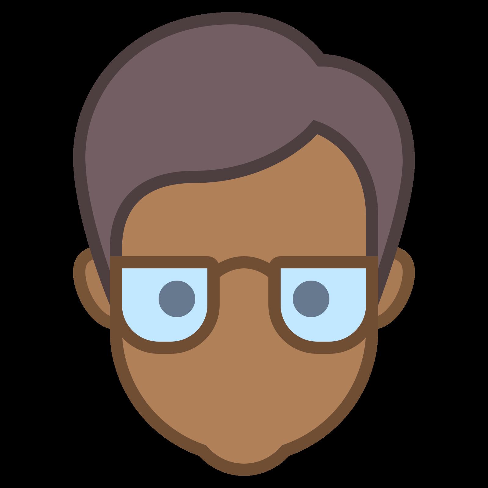 School Director Male Skin Type 6 icon