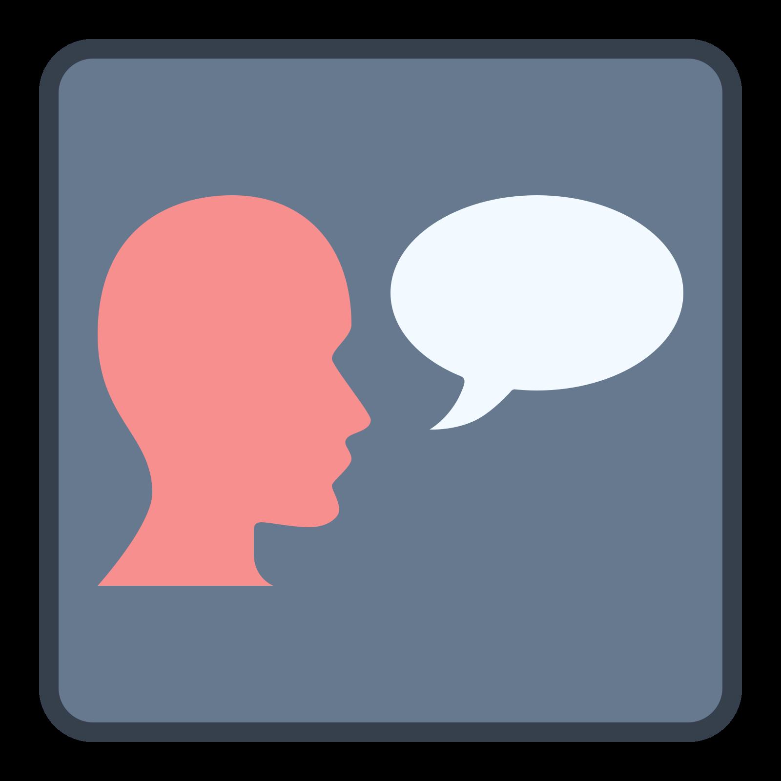 StrangerTalk icon
