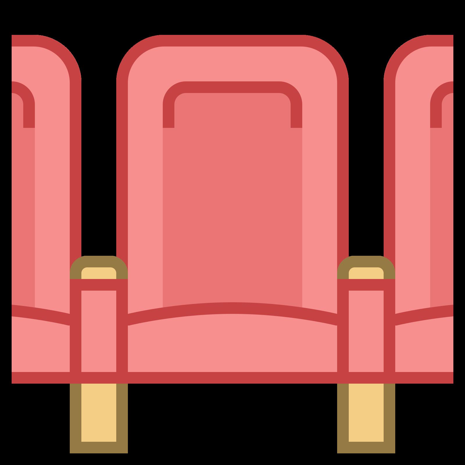 Theatre Seats icon