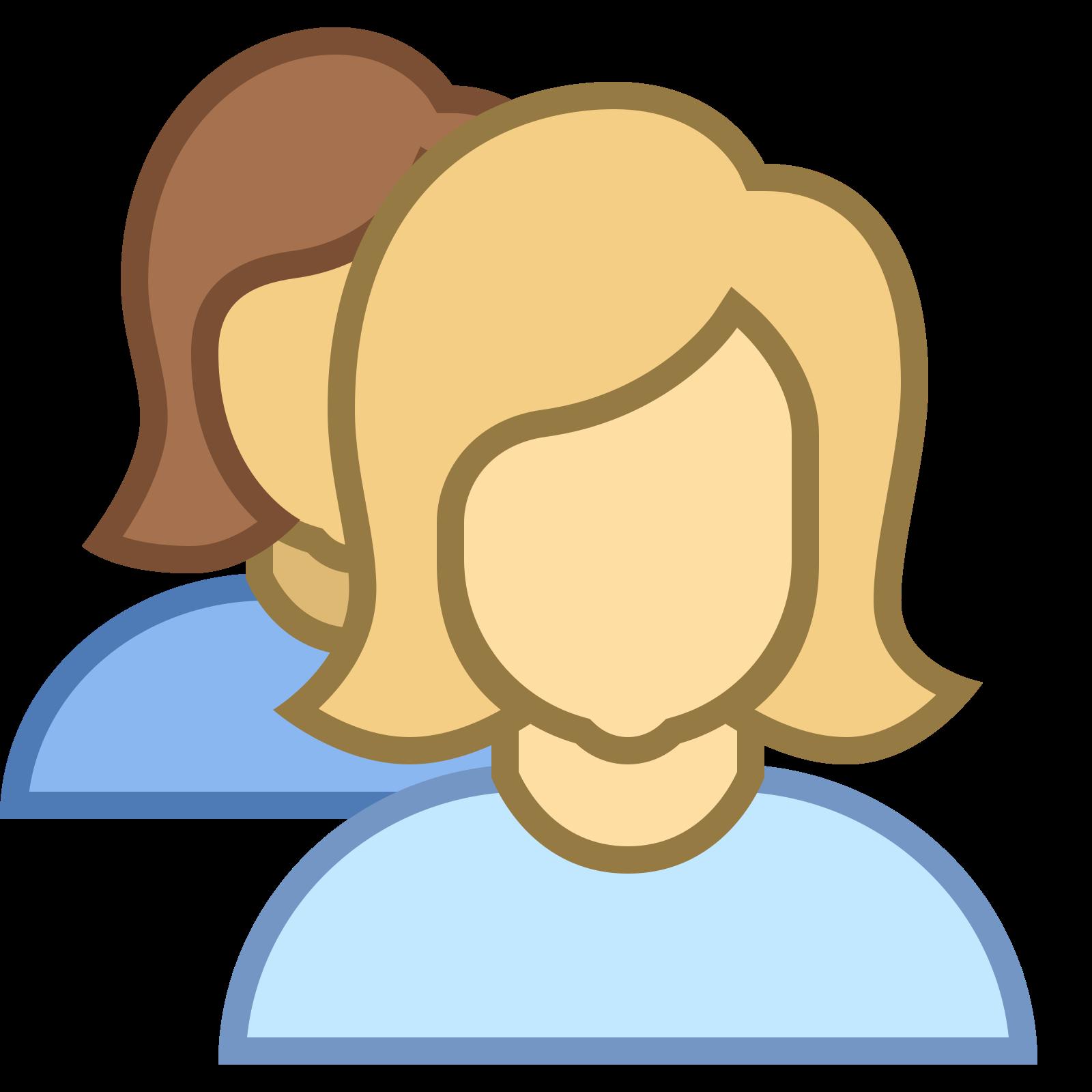 ユーザー グループの女 icon