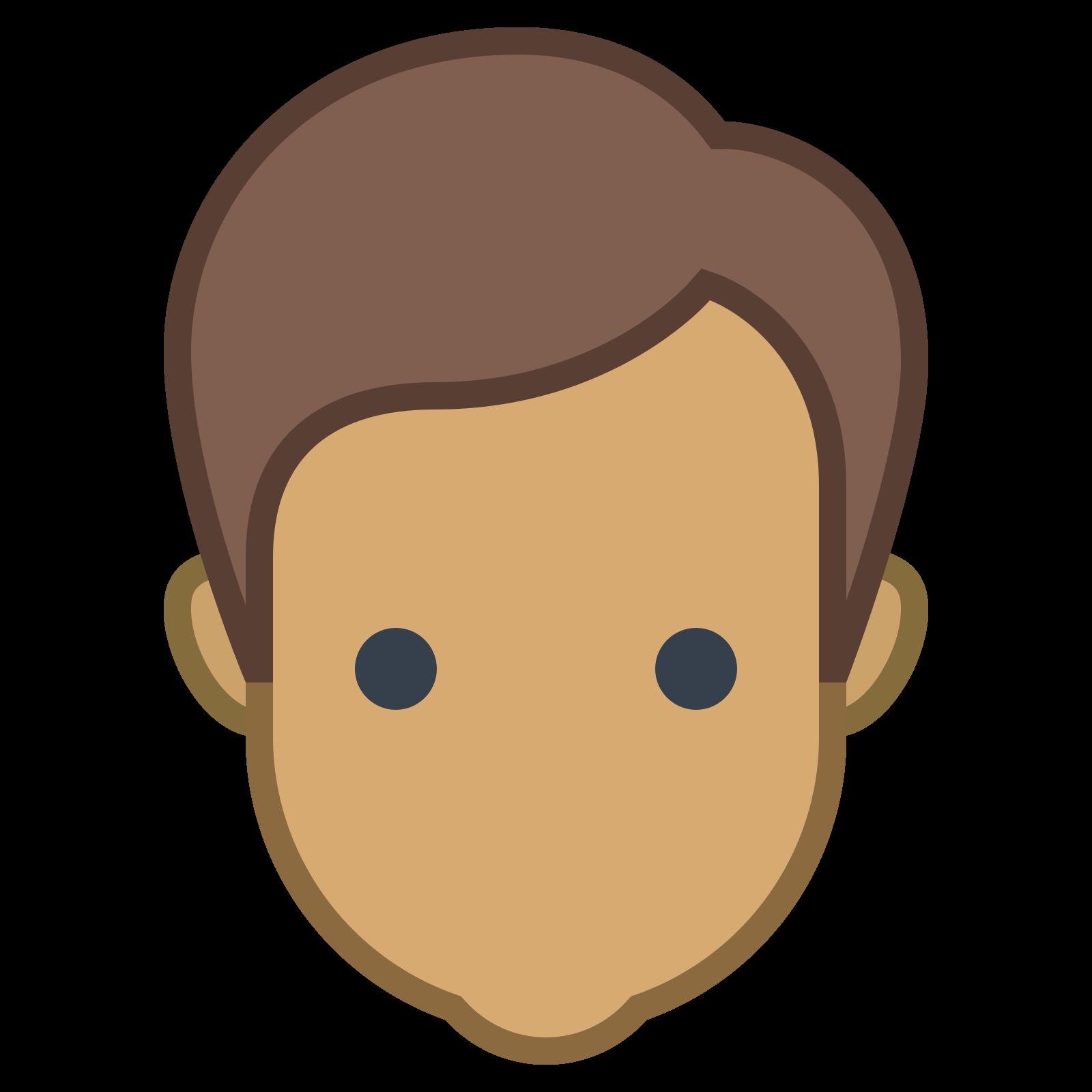 Użytkownik Mężczyzna Typ skóry 5 icon