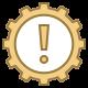 Aviso de caixa de velocidades automática icon