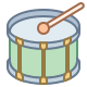 Bass Drum icon