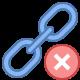 リンクの削除 icon