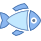 Fish recepie icon