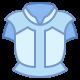 armored breastplate icon