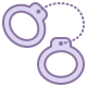 Handcuffs icon