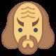 Klingon Kopf icon