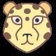 Leopard icon
