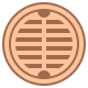 Sewer Drain icon