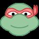 Tortuga Ninja icon