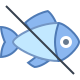 No Fish icon