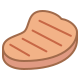 Steak à point icon