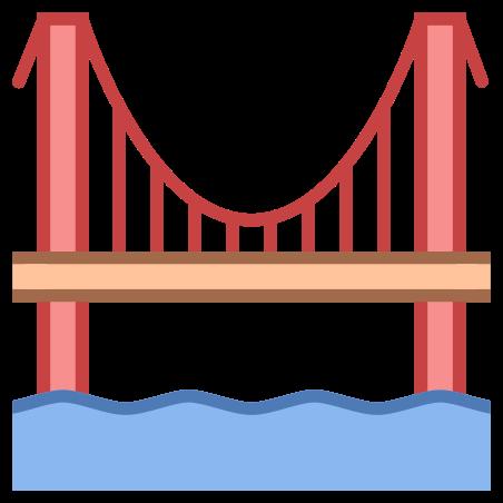 25 De Abril Bridge icon in Office