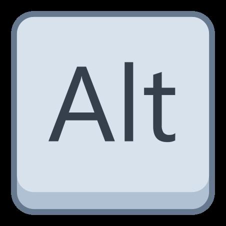 Alt 키 icon