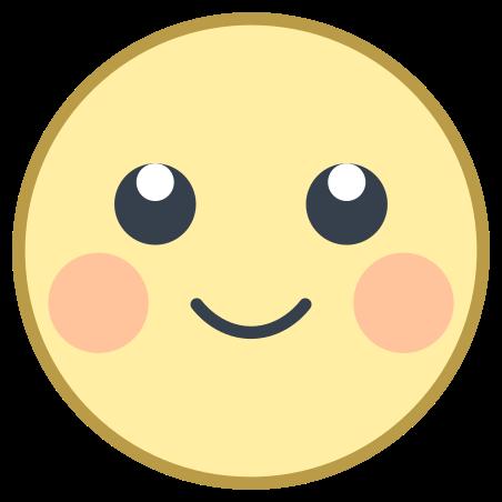 애니메이션 이모티콘 icon