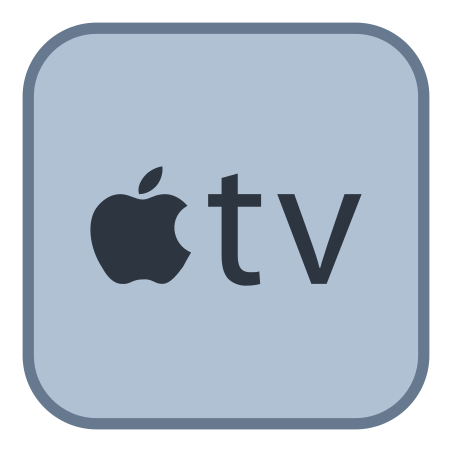 Apple TV icon in Office