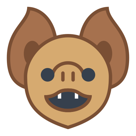Bat Face icon