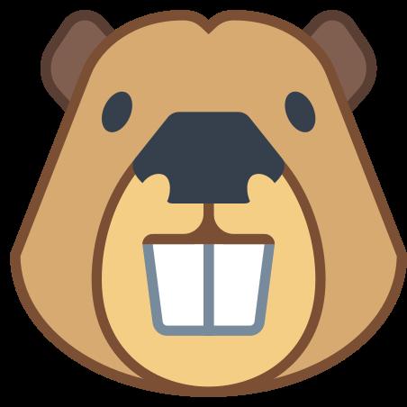 비버 icon