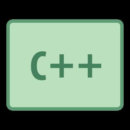 C 플러스 플러스 icon in Office