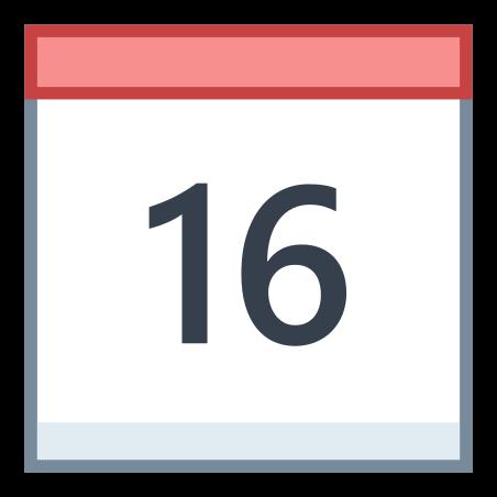 달력 (16) icon in Office
