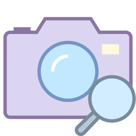 Camera Identification icon in Office