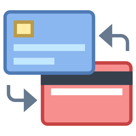 Card Exchange icon in Office
