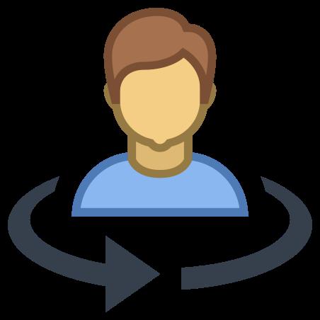 Change User icon