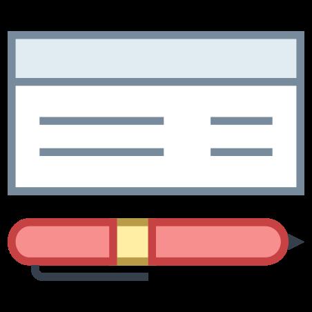 Check Book icon