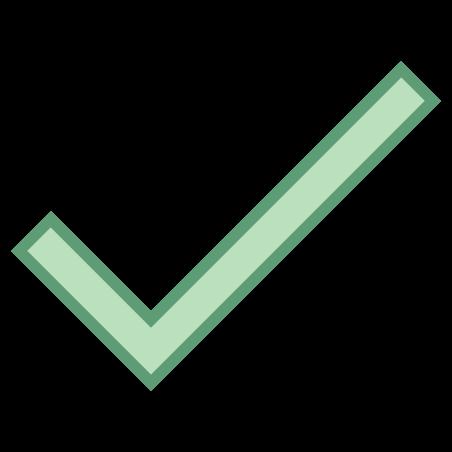 체크 표시 icon