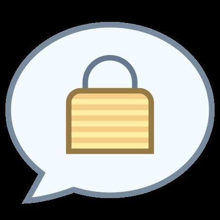 닫힌 주제 icon