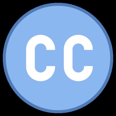 크리에이티브 커먼즈 icon