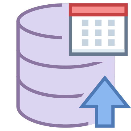 Database Daily Import icon