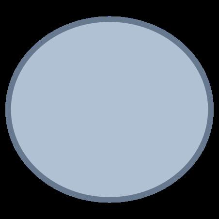 타원 icon