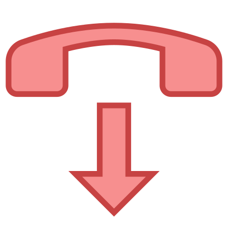 End Call icon