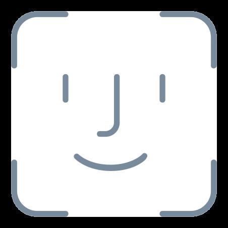 얼굴 ID icon