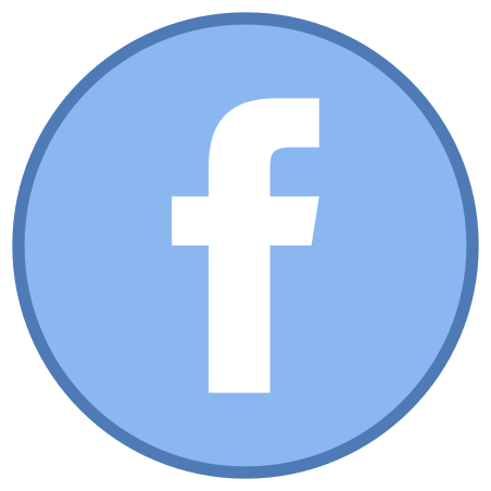 Facebook Circled icon