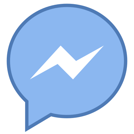 Facebook Messenger icon in Office