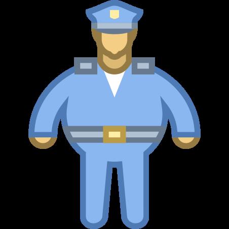 Fat Cop icon