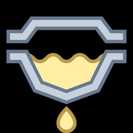 Fuel Filter Warning icon