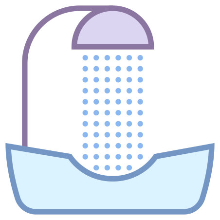 Hair Washing Sink icon in Office