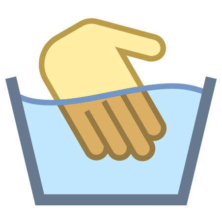 Hand Wash icon in Office