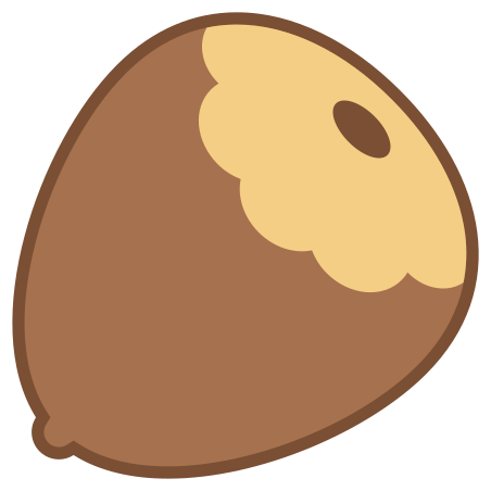 Hazelnut icon in Office