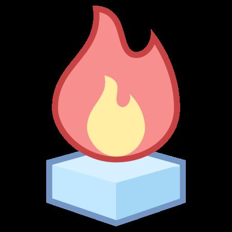 육각 버너 icon